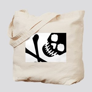 CROSSBONES Tote Bag
