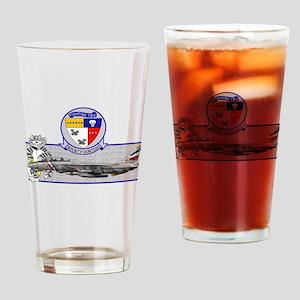 vf2shirt copy Drinking Glass