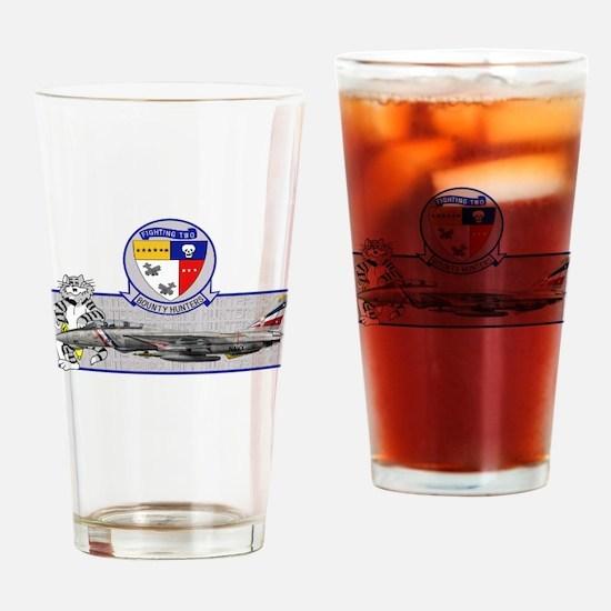 vf2shirt copy.png Drinking Glass