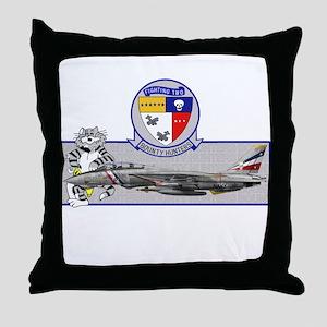 vf2shirt copy Throw Pillow