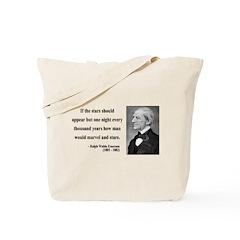 Ralph Waldo Emerson 5 Tote Bag