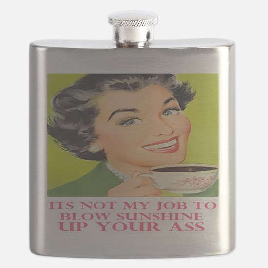 Sunshine up Your Flask