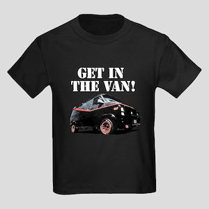 Get In The Van Kids Dark T-Shirt