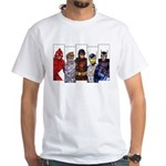 The Characters T-Shirt