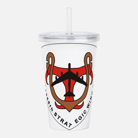 4258th Strategic Wing Acrylic Double-wall Tumbler