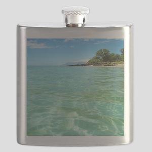 Maui Time Flask