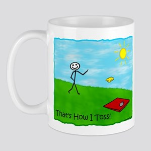 Thats How I Toss Mug