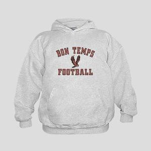 Bon Temps Football Kids Hoodie