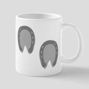 Hoof Prints Mugs
