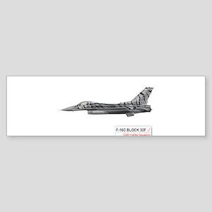 F-16 Bumper Sticker