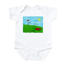 Stick Person (Cornhole Queen) Infant Bodysuit