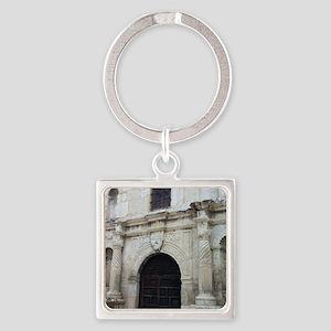 The Alamo Square Keychain
