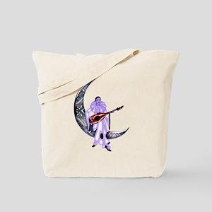 Pierrot Moon 4 Tote Bag