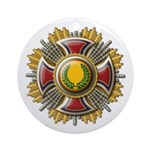 Grand Cross, Order of the Laurel Ornament (Round)