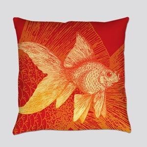 Goldfish Master Pillow