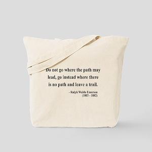 Ralph Waldo Emerson 3 Tote Bag
