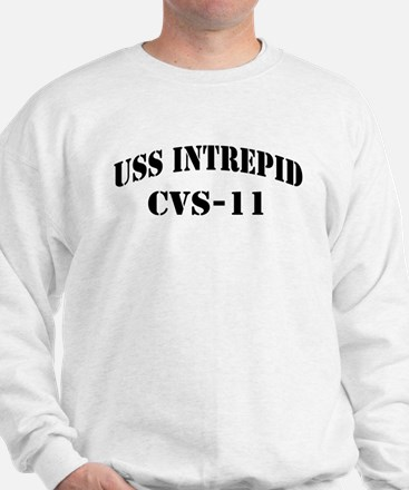 USS INTREPID Sweatshirt