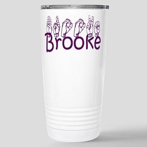Brooke Travel Mug
