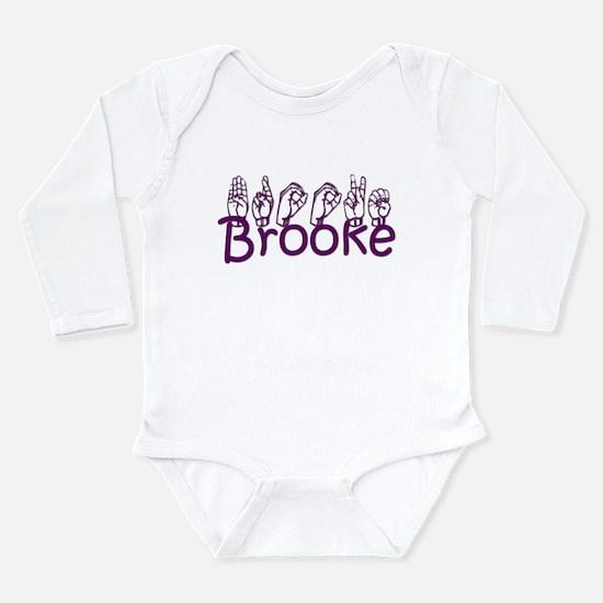 Brooke Body Suit