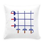 blueswordgridCropped_CPDark Master Pillow
