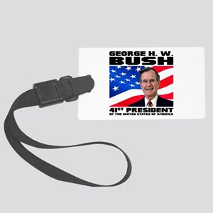 41 Bush Large Luggage Tag