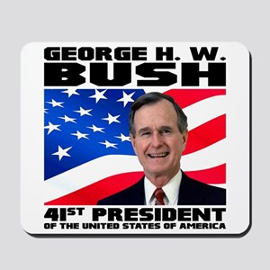 41 Bush Mousepad