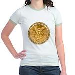 Mexican Oro Puro Jr. Ringer T-Shirt