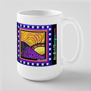 Tucson Sunset Large Mug Mugs
