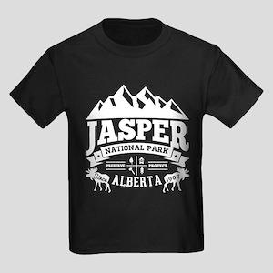 Jasper Vintage Kids Dark T-Shirt