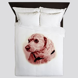 Faithful Queen Duvet