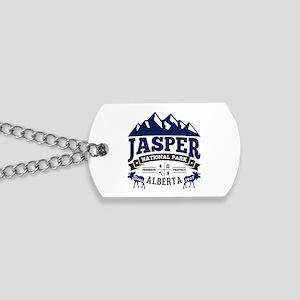 Jasper Vintage Dog Tags