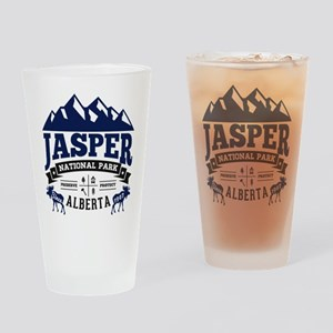 Jasper Vintage Drinking Glass