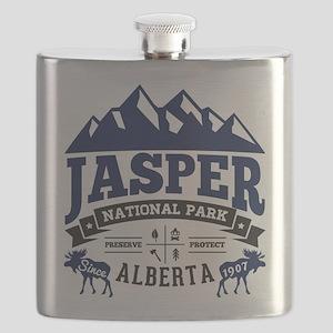 Jasper Vintage Flask