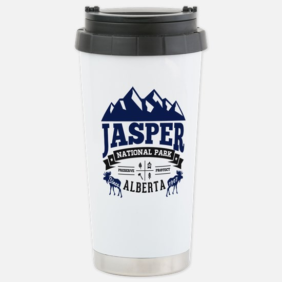 Jasper Vintage Stainless Steel Travel Mug