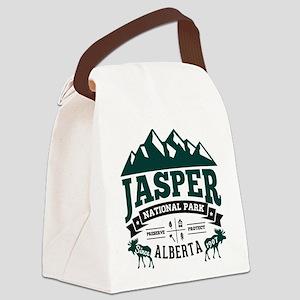 Jasper Vintage Canvas Lunch Bag