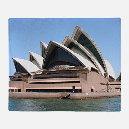 Sydney Opera House, New South Wales, Throw Blanket