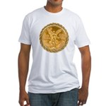 Mexican Oro Puro Fitted T-Shirt