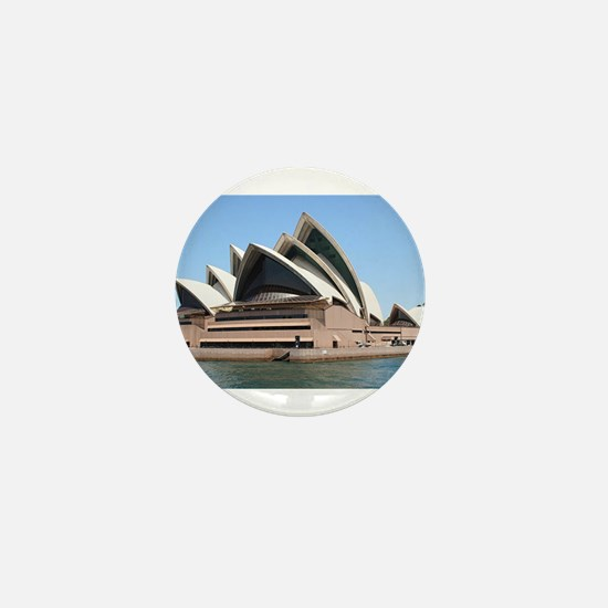 Sydney Opera House, New South Wales, A Mini Button