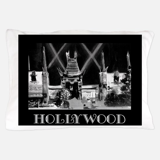 Old Hollywood Pillow Case