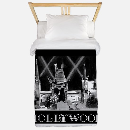 Old Hollywood Twin Duvet