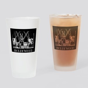 Old Hollywood Drinking Glass