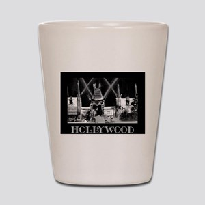Old Hollywood Shot Glass