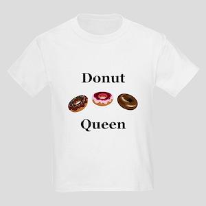Donut Queen Kids Light T-Shirt