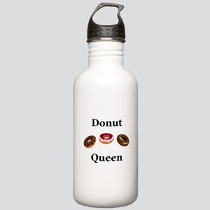 Donut Queen Stainless Water Bottle 1.0L
