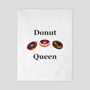 Donut Queen Twin Duvet