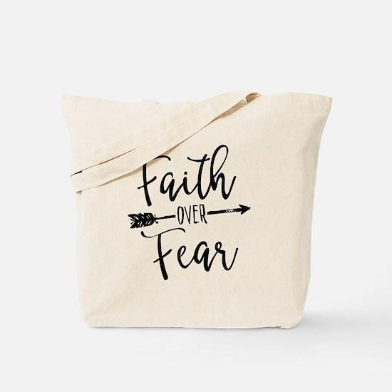 Cute Faith Tote Bag