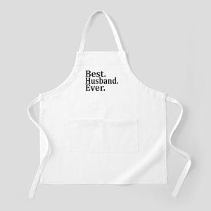 Best Husband Ever. Apron