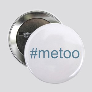 "metoo w Hashtag 2.25"" Button"