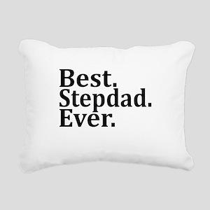Best Stepdad Ever Rectangular Canvas Pillow