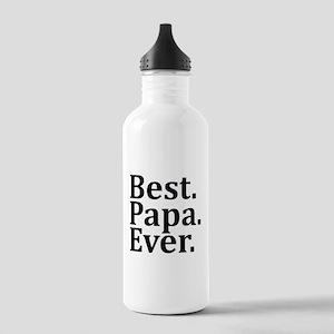 Best Papa Ever. Water Bottle